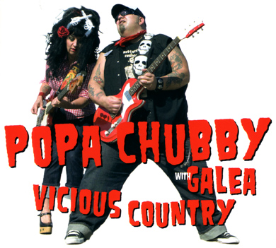 Popa Chubby Vicious Country-dixiefrog